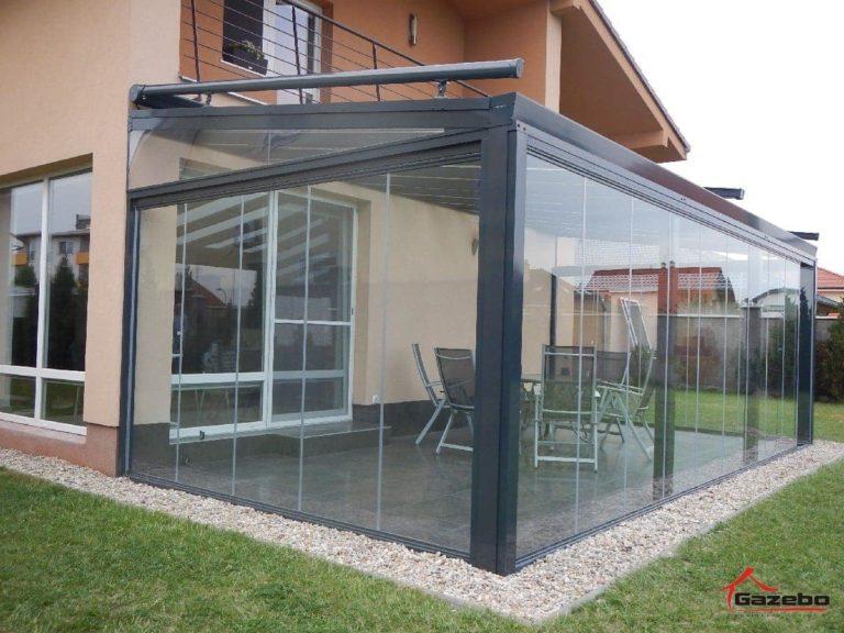 aluminium pergolak Top garden